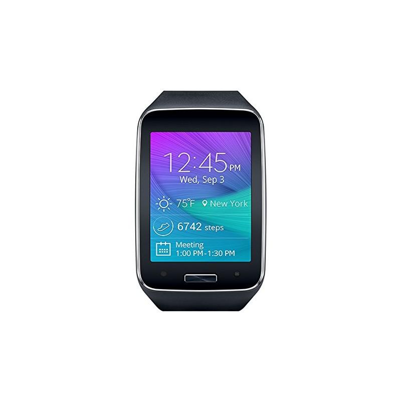 samsung galaxy gear s smartwatch black ismartwatchcouk